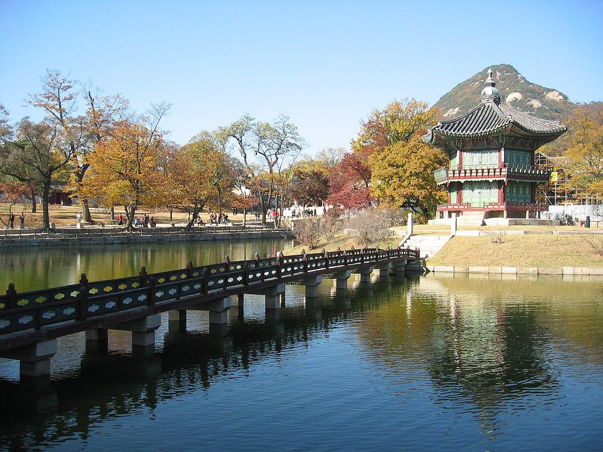 File Korea Gyeongbokgung Hyangwonjeong 01 Wikimedia