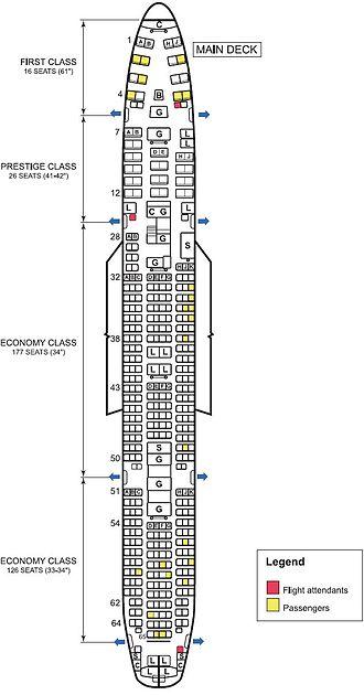 Korean Air Flight 801 - Image: Korean Air 801Survivorloc