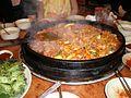 Korean Food Dakgalbi.JPG
