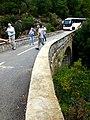 Korsika – Gorges du Prunelli – schmale Brücke über die Schlucht - panoramio.jpg