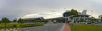 Kota Kinabalu International Airport - Image: Kota Kinabalu International Airport
