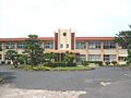Kotoura town Akasaki junior high school.jpg