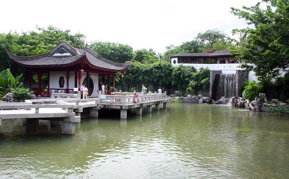 Kowloon Walled City Park 九龍寨城 02