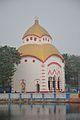 Krishnachandreswar Shiva Mandir - South-eastern View - Bhukailash Rajbati Estate - Kidderpore - Kolkata 2015-12-13 8263.JPG