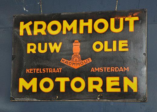 Kromhout (bedrijf) - Wikiwand