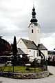 Krumpendorf Tultschnig parish church 07032007 01.jpg