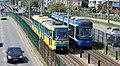 Kyiv Express Tram 410 and 783 2019 G1.jpg