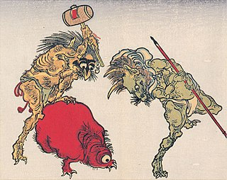<i>Yōkai</i> Supernatural beings from Japanese folklore