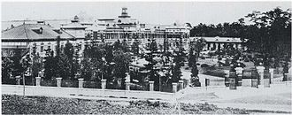 Imperial Universities - Image: Kyushu Imperial University old 1