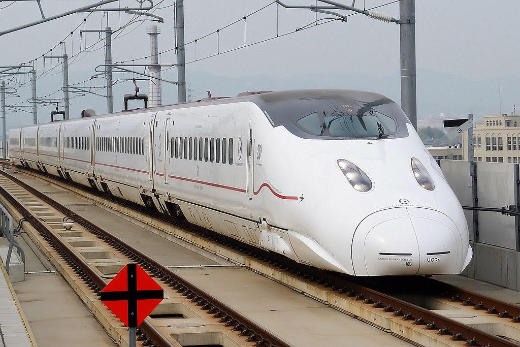 Kyushu Railway - Series 800-1000 - 01.JPG