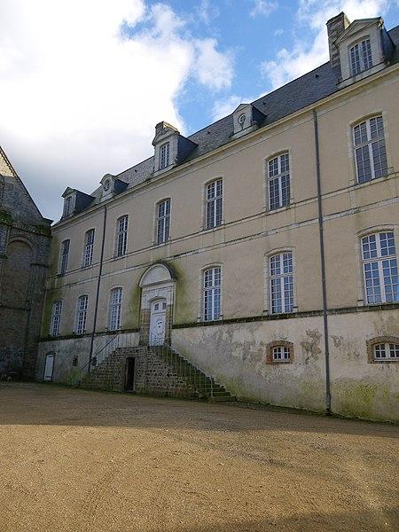 L'abbaye de La Roe