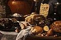 L'empoli, dispensa con botte, selvaggina, carni e vasellame, 1624, 06.jpg