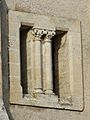 Léguillac-de-l'Auche église nef colonnes.JPG