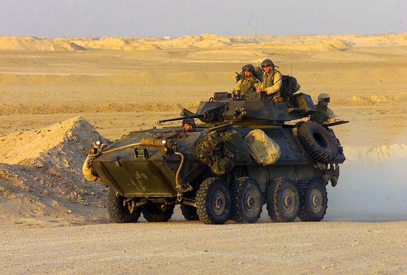 Soubor:LAV-25 armored vehicle.jpg