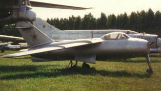 Lavochkin La-15 - La-15 at Central Air Force Museum, Monino