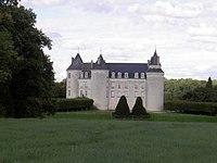 La Chapelle-Blanche-Saint-Martin- Le château de Grillemont.jpg
