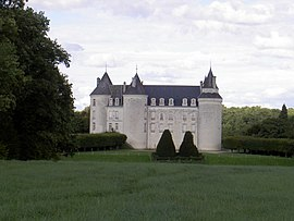 Chateau of Grillemont