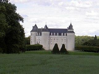 La Chapelle-Blanche-Saint-Martin Commune in Centre-Val de Loire, France