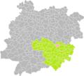 La Croix-Blanche (Lot-et-Garonne) dans son Arrondissement.png