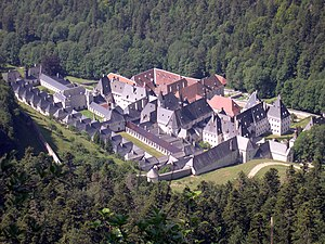 Carthusians - The Grande Chartreuse is the head monastery of the Carthusian order.