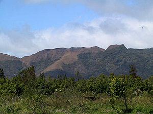 Antón District - La India Dormida mountain