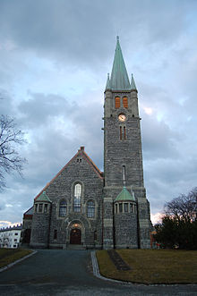 Lademoen Church Trondheim 2009 1.JPG