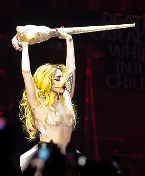 Haus of Gaga - Image: Lady Gaga, The Monster Ball Tour, 2011