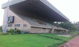 Sir Ignatius Kilage Stadium - Image: Lae Stadium