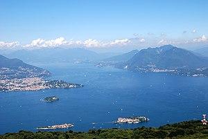 Borromean Islands - Lago Maggiore with Borromean Islands