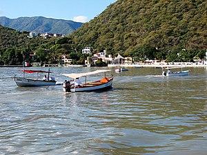 Lake Chapala - Image: Lake Chapala