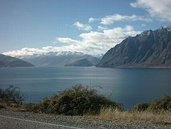 Lake Hawea In A Placid Mood.jpg