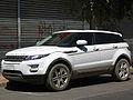 Land Rover Range Rover Evoque SD4 Pure SE 2012 (13253619174).jpg
