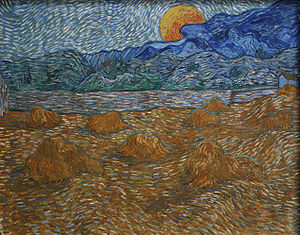Wheat Fields (Van Gogh series)
