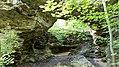 Landschaftsschutzgebiet Gleitsch FFH-Gebiet Saaletal zwischen Hohenwarte und Saalfeld Gleitsch Teufelsbrücke IV.jpg
