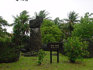 House of Taga United States historic place