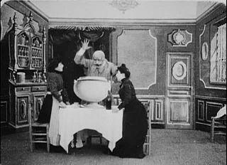 <i>A Fantastical Meal</i> 1900 film by Georges Méliès