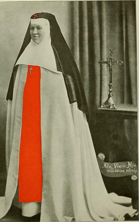 Le livre d'or de l'Institut du Précieux-Sang; histoire abrégée de sa fondation, de ses dévoloppements, de son cinquantenaire, 1861-1911 (1911) (14595761037).jpg
