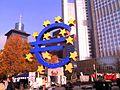 Le siège la Banque Centrale Européenne à Francfort.jpg