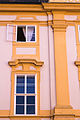 Learicorn Stift Melk Detail der Fassade Wiki Loves Monuments 2015at.jpg