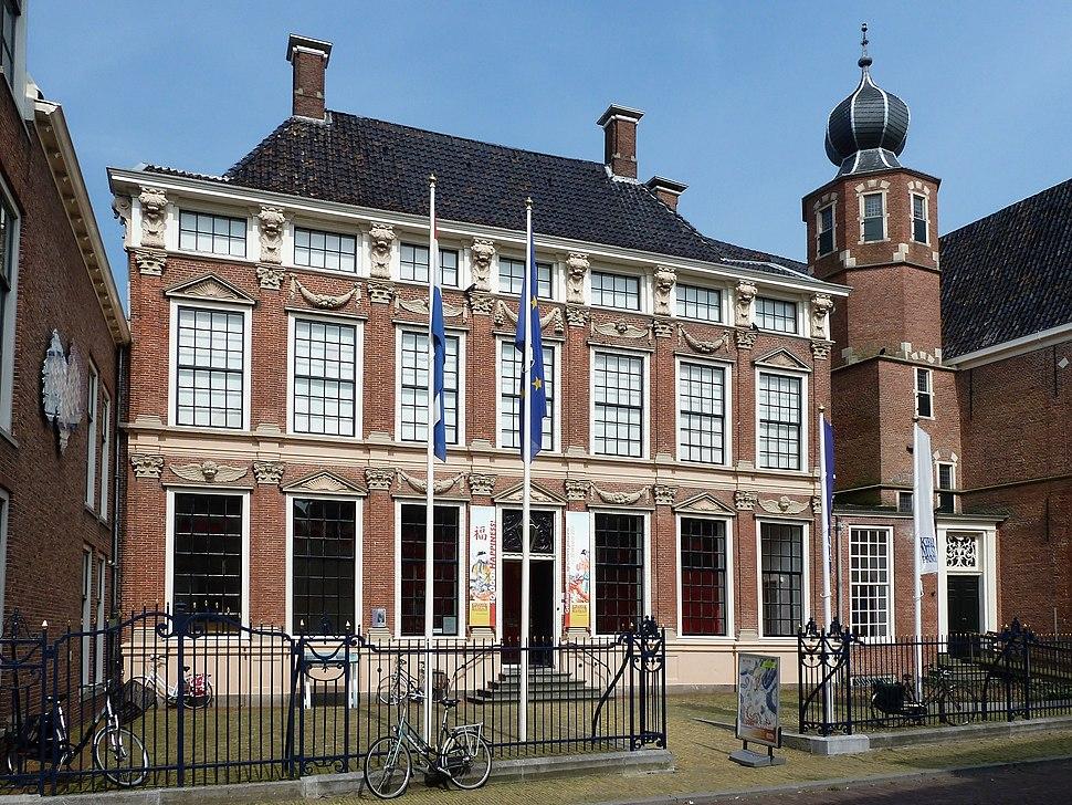 Leeuwarden - Keramiekmuseum Princessehof