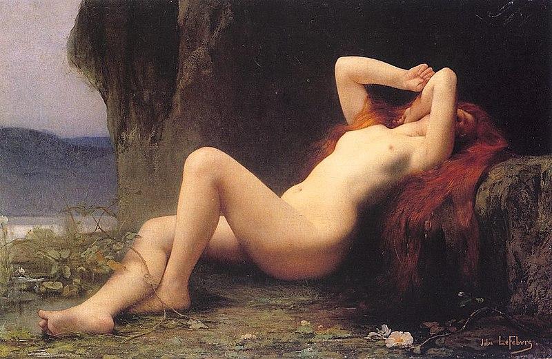 File:Lefebvre, Marie Madeleine à la grotte (5653398159).jpg