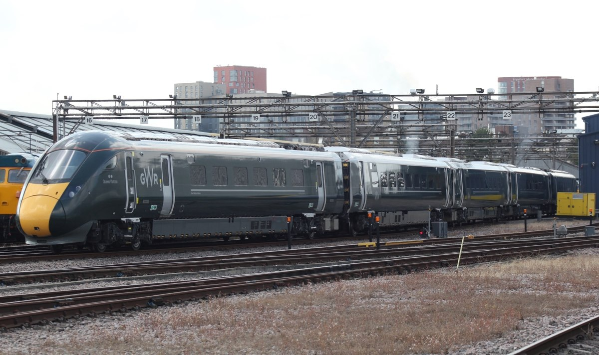 British_Rail_Class_800 on Number Formation
