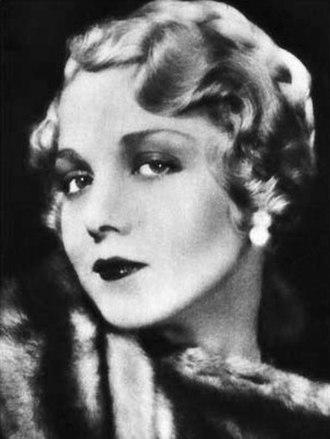 Leila Hyams - Hyams as seen in Photoplay (1930)