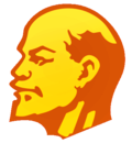 Lenin head transparent.png