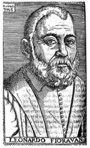 Leonardo Fioravanti (doctor) - Leonardo Fioravanti (doctor)