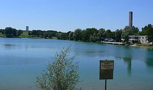 Feldmoching-Hasenbergl - Lerchenauer See