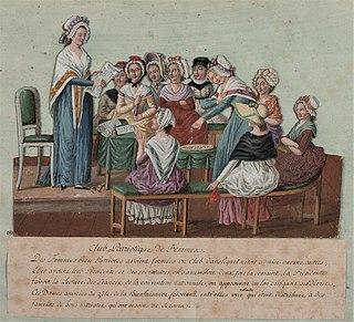 Society of Revolutionary Republican Women