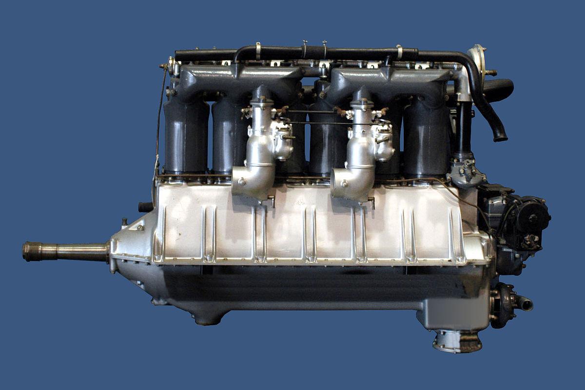 Liberty l 6 wikipedia for Wrights motors north danville il
