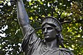 Liberty Enlightening the World 2, Jardin du Luxembourg, Paris 2012.jpg