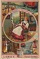 Liebigbilder 1903, Serie 559. Frauengestalten aus Opern Richard Wagner's - 3 Senta - Flieg. Holländer.jpg